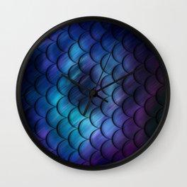 blurry motion Wall Clock