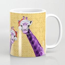 Tis The Season - Giraffe Coffee Mug