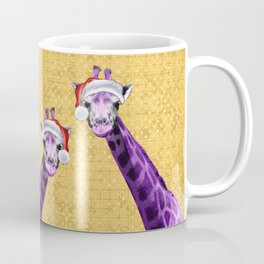 Tis The Season - Giraffe Coffee Mug