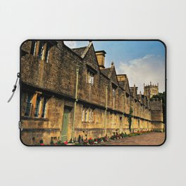 The Almshouses of Chipping Campden Laptop Sleeve