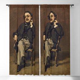 Claude Monet - Dr. Leclenché (1864) Blackout Curtain