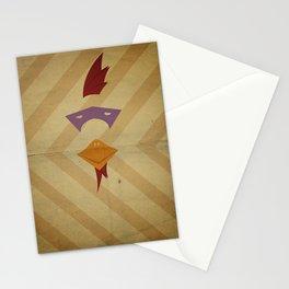 Super Methane Chicken Stationery Cards
