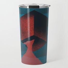 RED CUBE Travel Mug