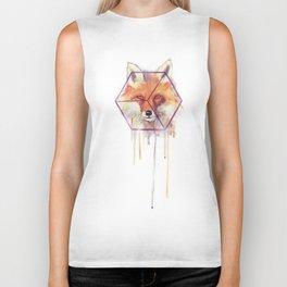 Bonjour Fox!! Biker Tank