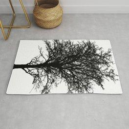Leafless Tree Rug