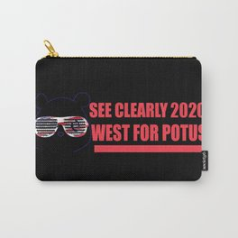 See Clearly 2020 Carry-All Pouch