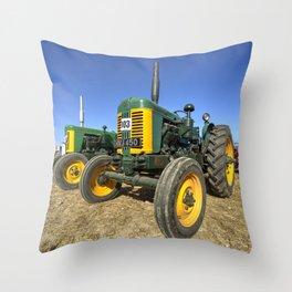 Turner Diesel Throw Pillow