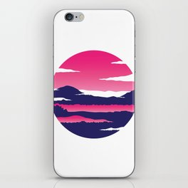Kintamani iPhone Skin