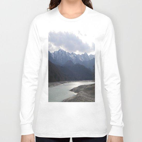 River Deep, Mountains High Long Sleeve T-shirt