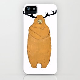 Laurence Moose iPhone Case