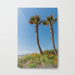 Folly Beach Metal Print