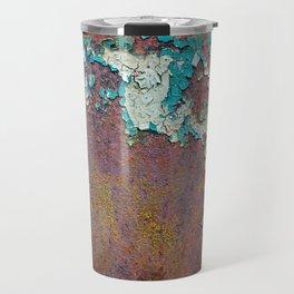 Paint mosaic Travel Mug