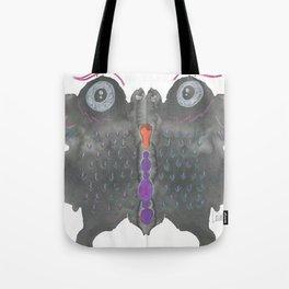 InkBlot Monster 1 Tote Bag