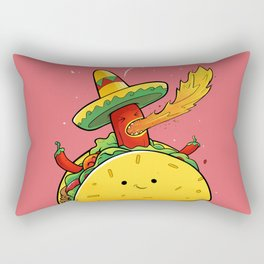 HOT TACO Rectangular Pillow