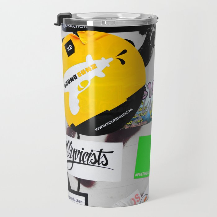 Monroe Travel Mug