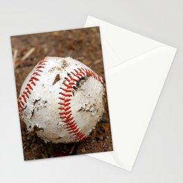 Old Baseball Stationery Cards