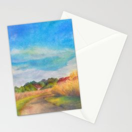 Summer's End Ada Hayden Stationery Cards