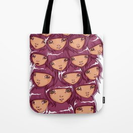 through the grape vine Tote Bag