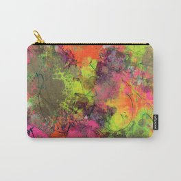 Neon Plexi Carry-All Pouch