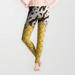Cookie Ice Cream Leggings