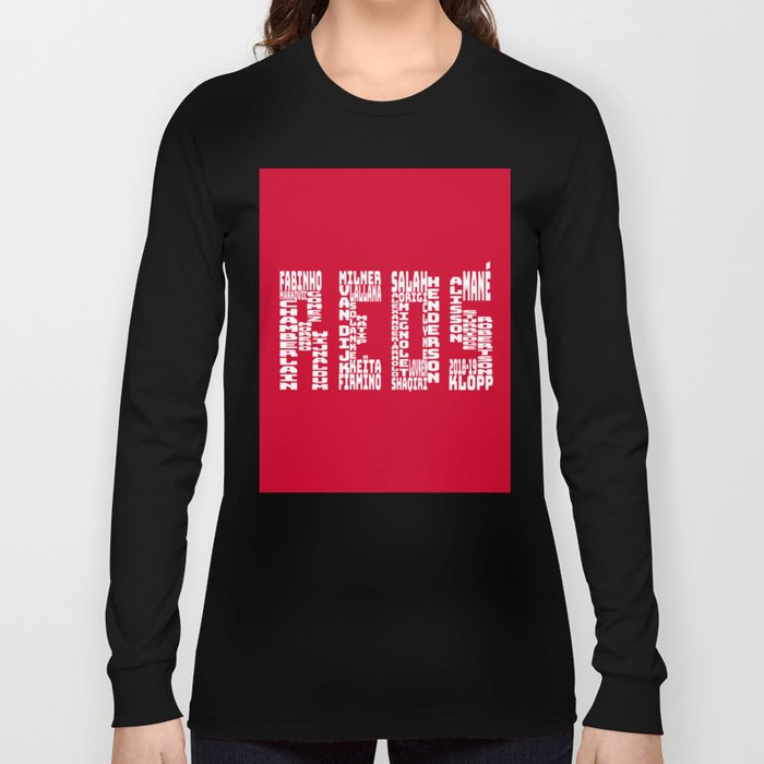 Liverpool 2018 - 2019 Long Sleeve T-shirt