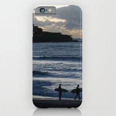Morning Surfers on Bondi Beach iPhone 6s Slim Case