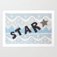 star Art Print