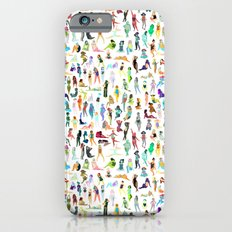 100 tiny ladies iPhone 6 Slim Case