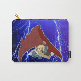 God of Lightning Carry-All Pouch