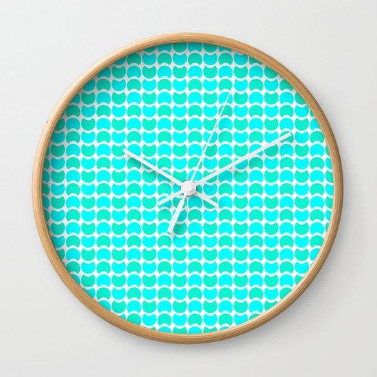 HobNob Sea Small Wall Clock