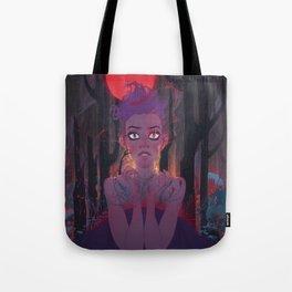 The Memory part IV: Darkfall Tote Bag