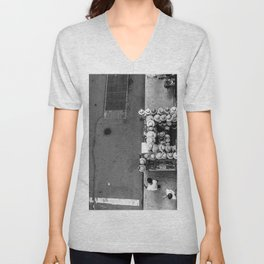 The Hat Stand (NYC) Unisex V-Neck