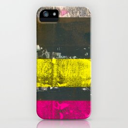Color Bar iPhone Case
