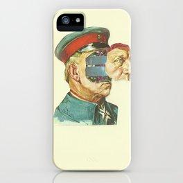 la Pantera Fuerte iPhone Case