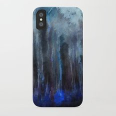 Forest of soul iPhone X Slim Case