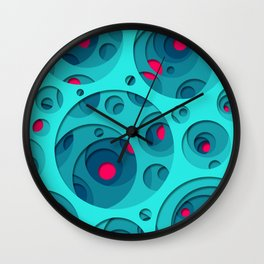 INTERAREA #11 Wall Clock