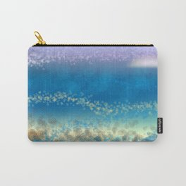 Abstract Seascape 03 wc Carry-All Pouch