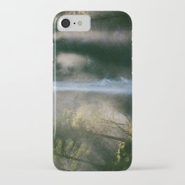 Enchanted Forest Waterfall iPhone Case