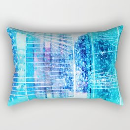 Glistening Rectangular Pillow