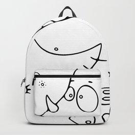 Le rhinodino Backpack