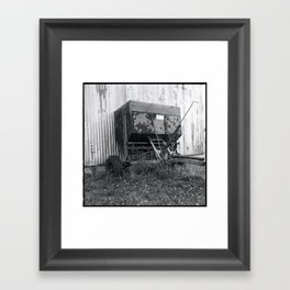 fertilizer Framed Art Print