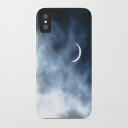 Eclipsed iPhone Case