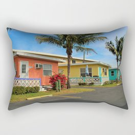 Old Florida Rectangular Pillow