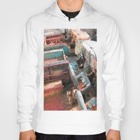 jeep Hoodies featuring Jeep by Mario Sa