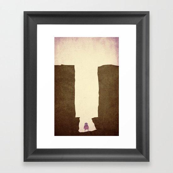 passion pit Framed Art Print