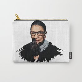 Ruth Bader Ginsburg RBG Carry-All Pouch