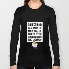 Macho Alfa Long Sleeve T-shirt