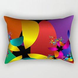 curtains for you -1- Rectangular Pillow