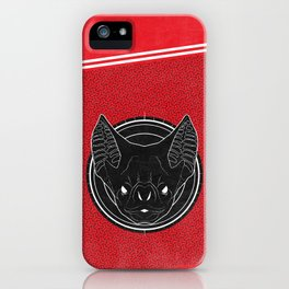 Silent Koumori  iPhone Case