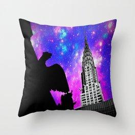 New York Dreams Throw Pillow